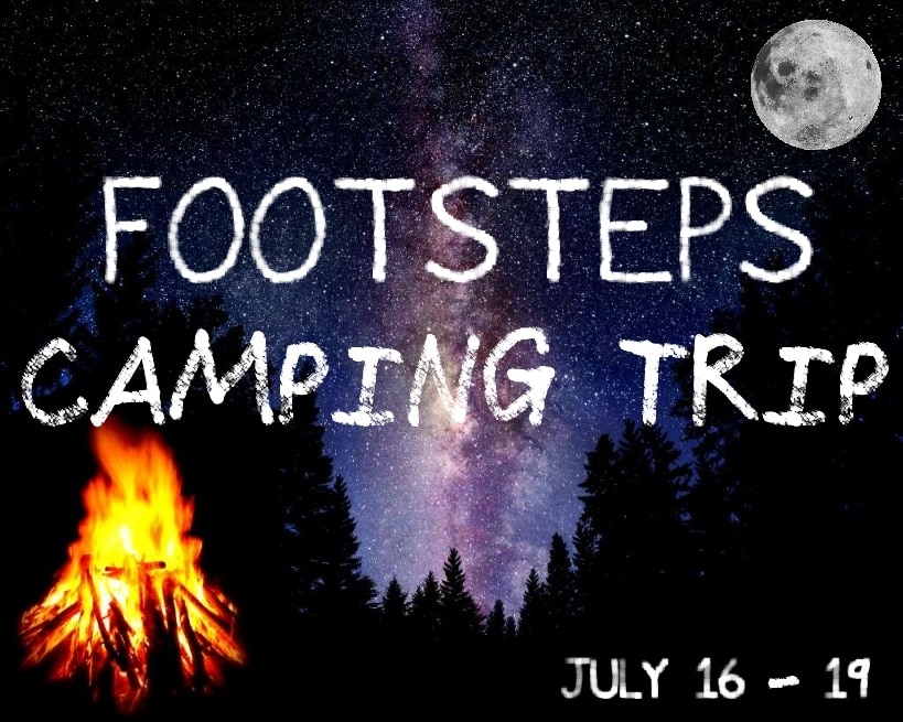 Save the Date - Camping Trip 2015